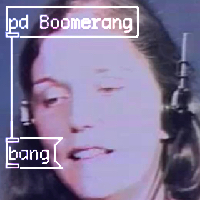Boomerang for Pd