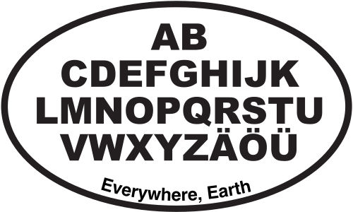 ultimate euro sticker
