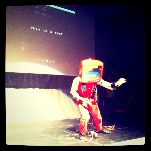 robotcowboy at Robot Film Festival 2011